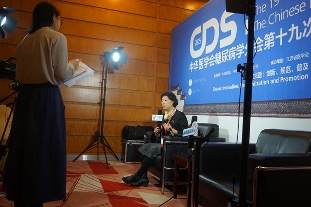 贾伟平教授回答丁香园提问现场