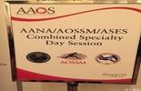 AAOS2015学术年会Specialty Day