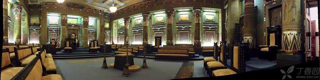 美国共济会总部 Masonic Temple - 何新博客管理员 - 何新网易博客