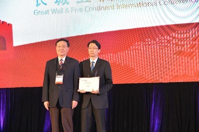 第十二届长城青年医师奖颁奖仪式